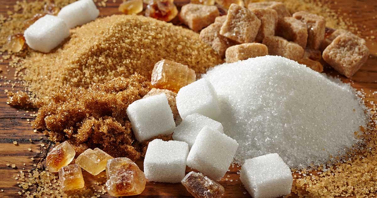 A variety of sugar