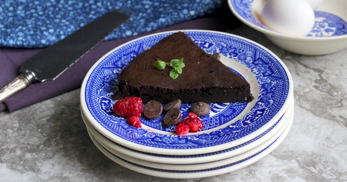 Double Chocolate Gluten-Free Cake: An IBS-Friendly Cake You Can Enjoy