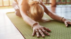 Alleviate IBS Symptoms With These Four Yoga Poses